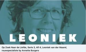 Podcast Op Zoek naar de Liefde Annette Burgers