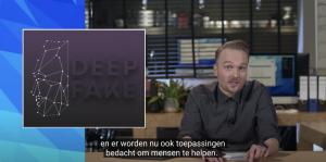 Zondag met Lubach Deepfake